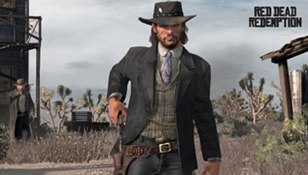 John Marston - The gentleman gunslinger