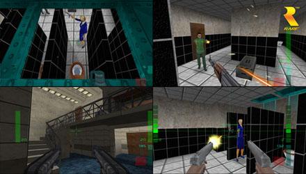 Perfect Dark: Toilet Warfare