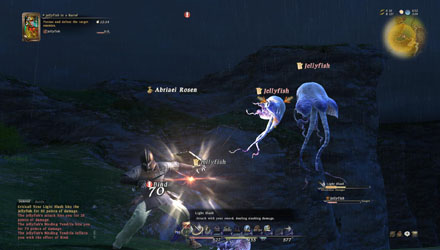 Final Fantasy XIV Beta 3 102