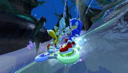 Sonic Free Riders 209888-05_sonic_free_riders_slide