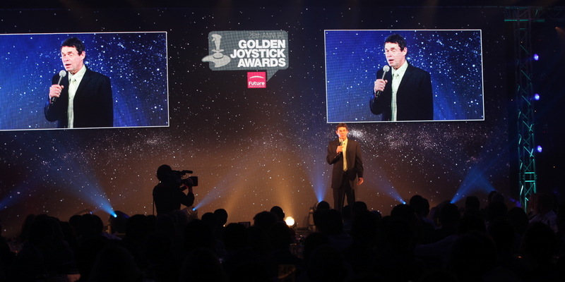 What's right and what's wrong with The Golden Joystick ...