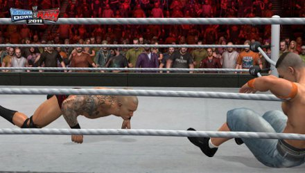 Review: WWE Smackdown Vs Raw 2011 Review - This Is My Joystick!