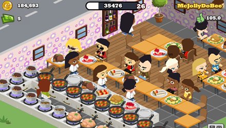 game my cafe