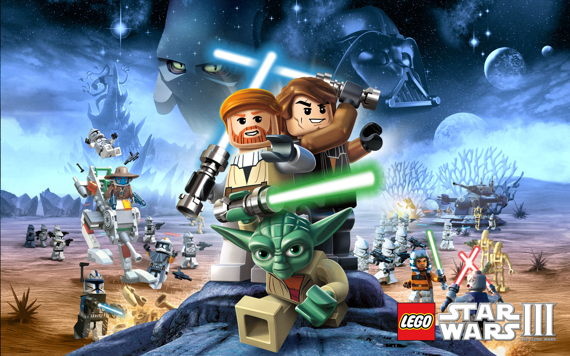 review lego star wars iii the clone wars review this is my joystick. Black Bedroom Furniture Sets. Home Design Ideas