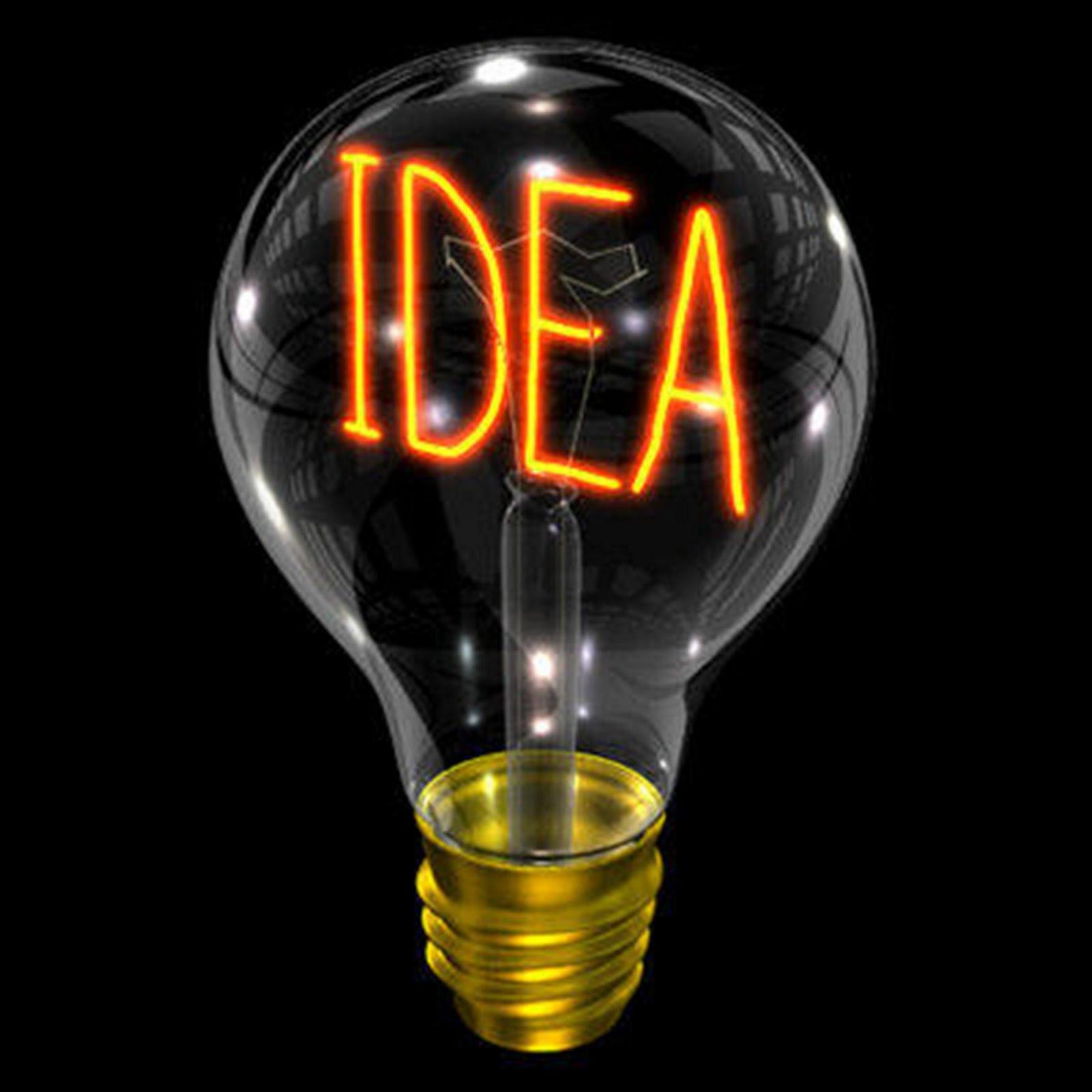 Idea Lightbulb Pix For  gt  Light Bulb IdeaIdea Light Bulb