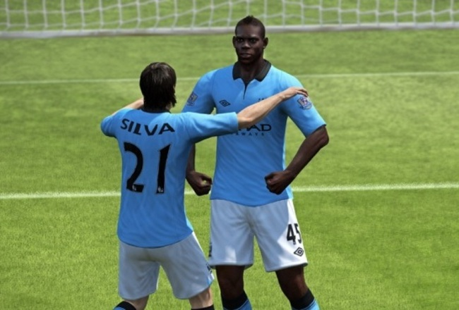 Match winner for FIFA by Balotelli?