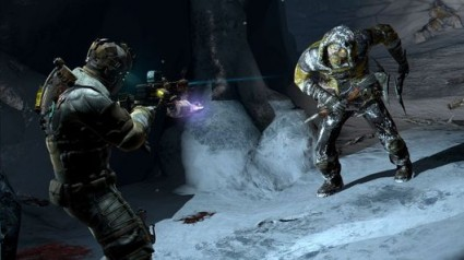 It's Dead Space then. In the ice. Woop.