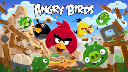 Finally! A device that can play Angry Birds!