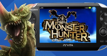 Turns out, Monster Hunter's big in Japan. Who knew?