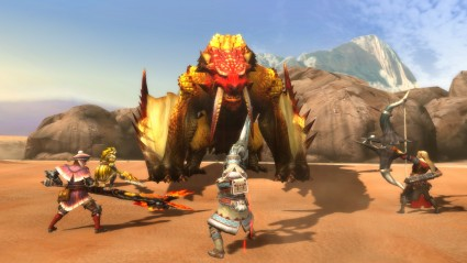 Monster Hunter has seen sales improve. There are signs of improvement.
