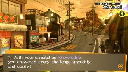 Inaba is the unlikely location of your adventure.