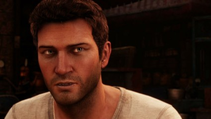 There's no way I could write an article about Naughty Dog and not include this image. For the record, this is one of the bits that made me weep.