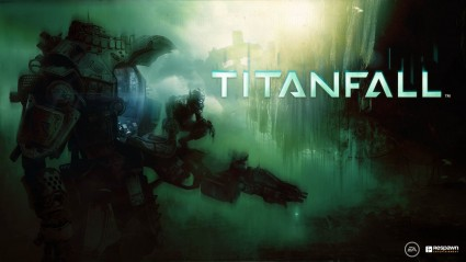 """Prepare for Titanfall"". Very cool, who doesn't love a big mechsuit?!"