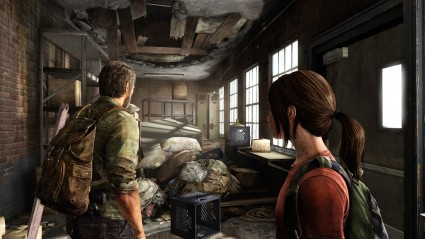 Joel and Ellie's relationship is the lynch pin of the story.