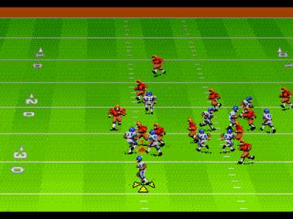 Old school Madden at its best