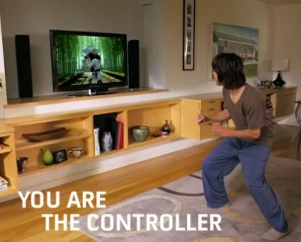 You're the controller? What can possibly go wrong?! Oh...