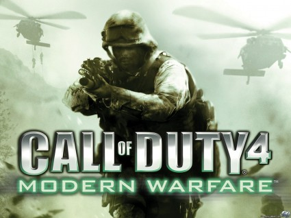 Call Of Duty back when it was brilliant