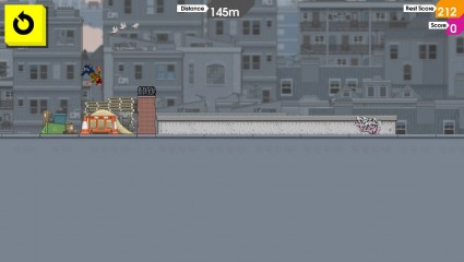 OlliOlli Flying without wings