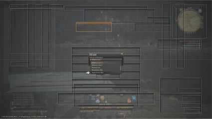 You can resize and move practically anything in the HUD.