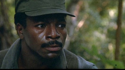 Carl Weathers as DLC hasn't been denied. Ergo, it's been confirmed...