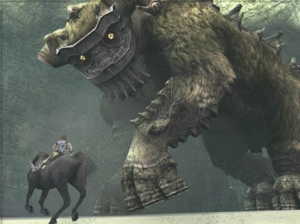 Shadow of the Colossus is a game everyone should experience. Or you could just keep deleting it from your hard drive like Simon!