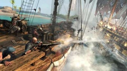 Naval combat in Assassin's Creed was a welcome introduction
