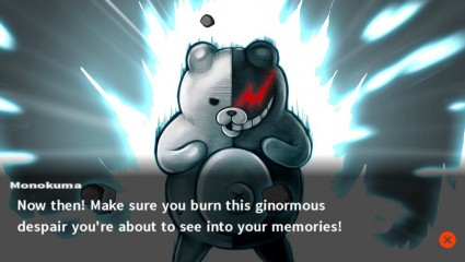 Monokuma the Despair Bear