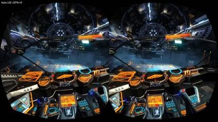 Equation of the day. Oculus Rift + Elite: Dangerous = Woooooowwww