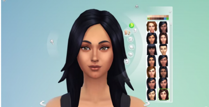 You can now customise your Sims further than before in The Sims 4 in-depth Create-A-Sim mode