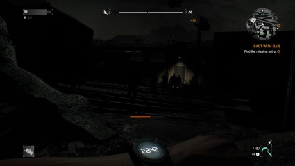 Dying Light Review - Night time