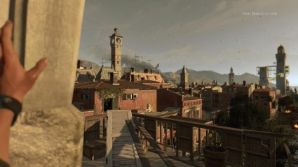 Dying Light Review - Old Town