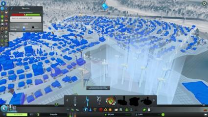 cities: skylines heat maps statistics