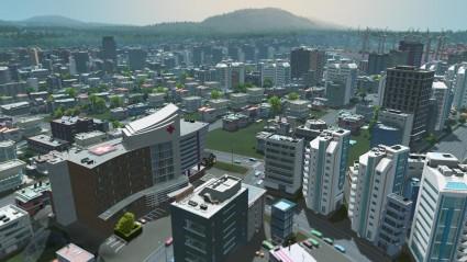 cities skylines types of buildings