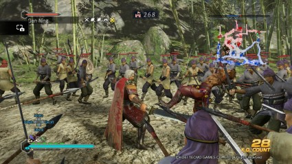dynasty warriors 8 empires fighting battles enemies