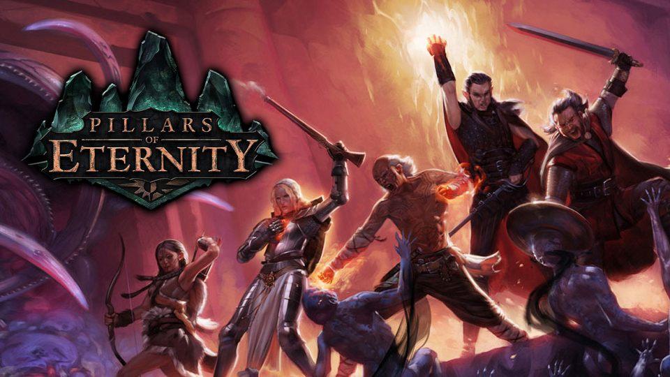 Pillars of Eternity - Wikipedia