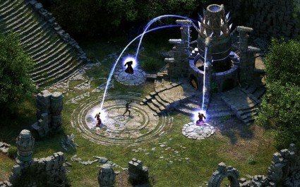 Pillars of Eternity Beginning Screenshot