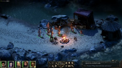 Pillars of Eternity Quest NPCs