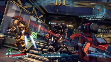 borderlands handsome collection jetpack enemies