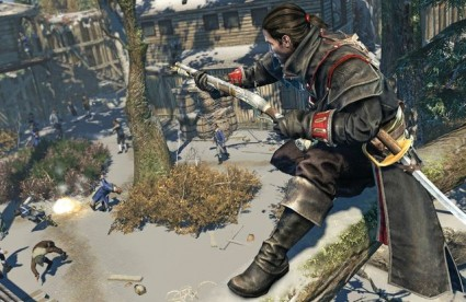 Assassin's Creed: Rogue follows Shay, as he joins the Templars