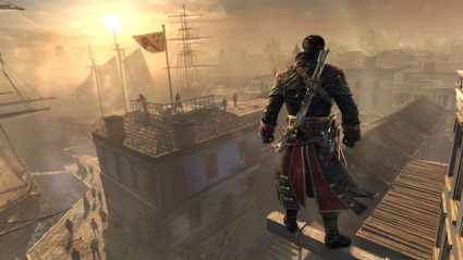 For all its faults, the world of Assassin's Creed: Rogue is a beautiful one