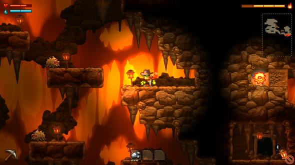 SteamWorld Dig Xbox One review
