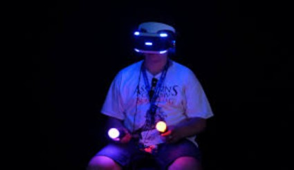 Prepare to look all kinds of cool when using the now cunningly titled PlayStation VR