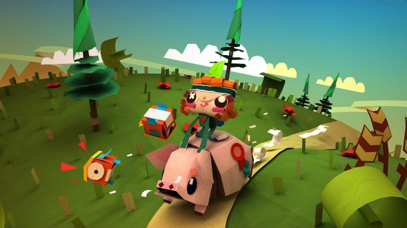 Tearaway - for my money no game better embodies joy to the world. If you neither own this nor plan to get it, have a word with yourself. And then go and buy it... I insist!