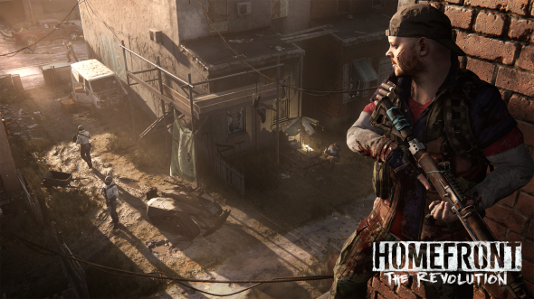 The first Homefront didn't do so well but was an interesting idea, and with ex Free Radical Design staff involved, here's hoping the sequel is something special