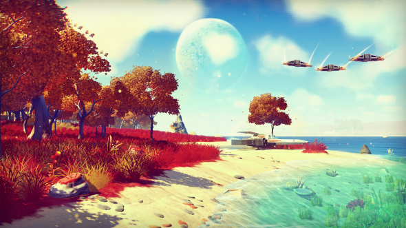 No Man's Sky - a very popular choice in TIMJ Towers, so let's all hope it lives up to the hype!
