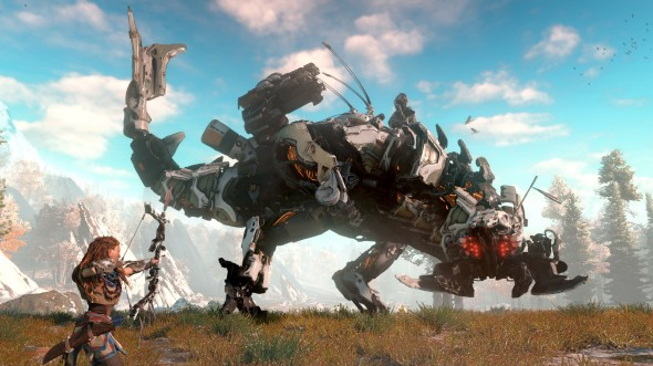 Horizon Zero Dawn looks both stunning and extremely promising, but Guerilla have a knack of selling a trailer only not to quite match up to it so here's hoping this is the title they finally knock out of the park