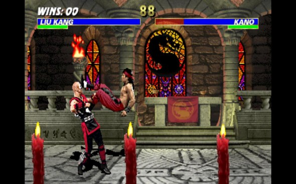 Dan would like to see a return of the pixellated characters from the original Mortal Kombat games