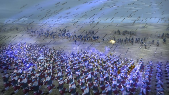 Arslan gets its Mardan Rush on, Archer style