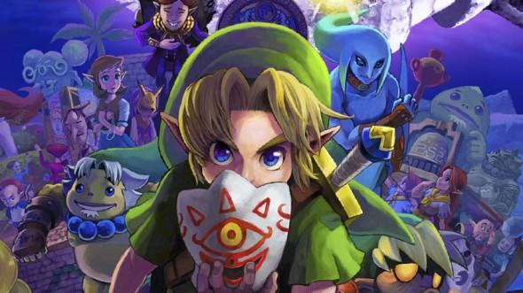 James has been re-discovering a Zelda classic