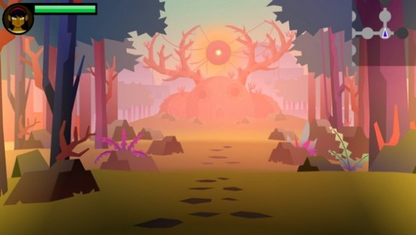 Severed PS Vita screenshot
